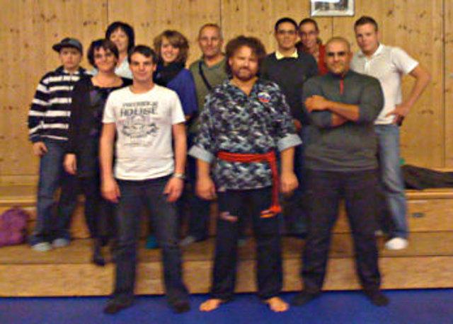 Un séminaire sur le Stenka à Fribourg (Suisse) en 2009.