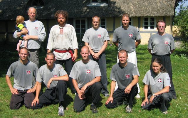 Un séminaire de Maître Valeriy Maistrovoy du Stenka au Danemark en 2006 à destination des moniteurs de la fédération danoise.